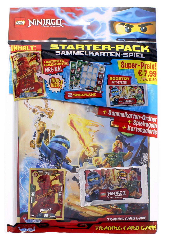 LEGO 14068 Ninjago Trading Card Starter Pack