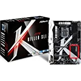 ASRock 90-MXB4T0-A0UAYZ Motherboard Intel Z270, 4X DDR4 DIMM Schwarz/Weiß