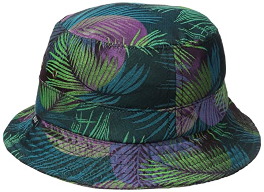 4bb9f7ca4c0494 Amazon.com: HUF Men's Landau Bucket, Jade, Large/X-Large: Clothing