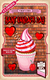 Saint Vandal's Day: A Humorous Culinary Cozy Mystery Short Read (Death by Cupcake Book 7)