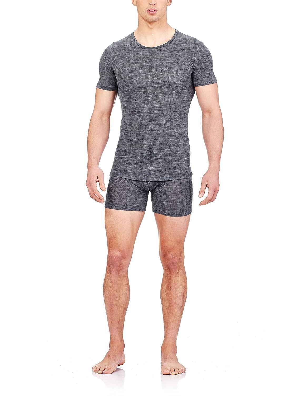 Icebreaker Merino Anatomica Rib Boxers New Zealand Merino Wool