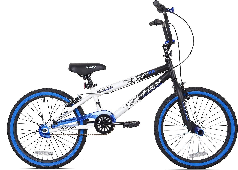 Toys & Games Kids' Bikes Kent 20 Ambush BMX Boys Bike Blue for ...