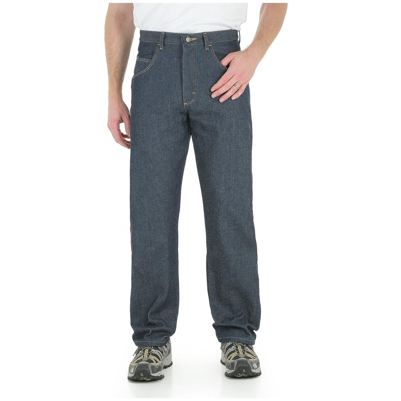 Wrangler Men's Big Rigid Rugged Wear Relaxed Fit Jean