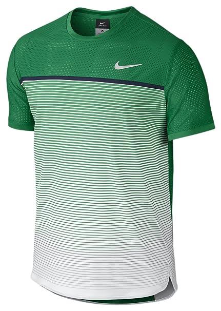a58a3ddccfce6 Nike Challenger Premier Crew - Camiseta para hombre