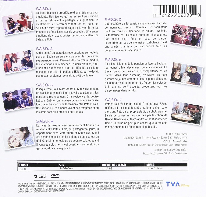 Chambres en ville – La série pl¨te 25e anniversaire 40 DVD