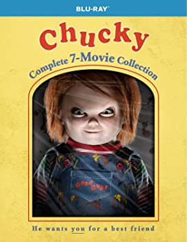 Chucky: Complete 7-Movie Collection on Blu-ray