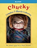 Chucky: Complete 7-Movie Collection [Blu-ray]