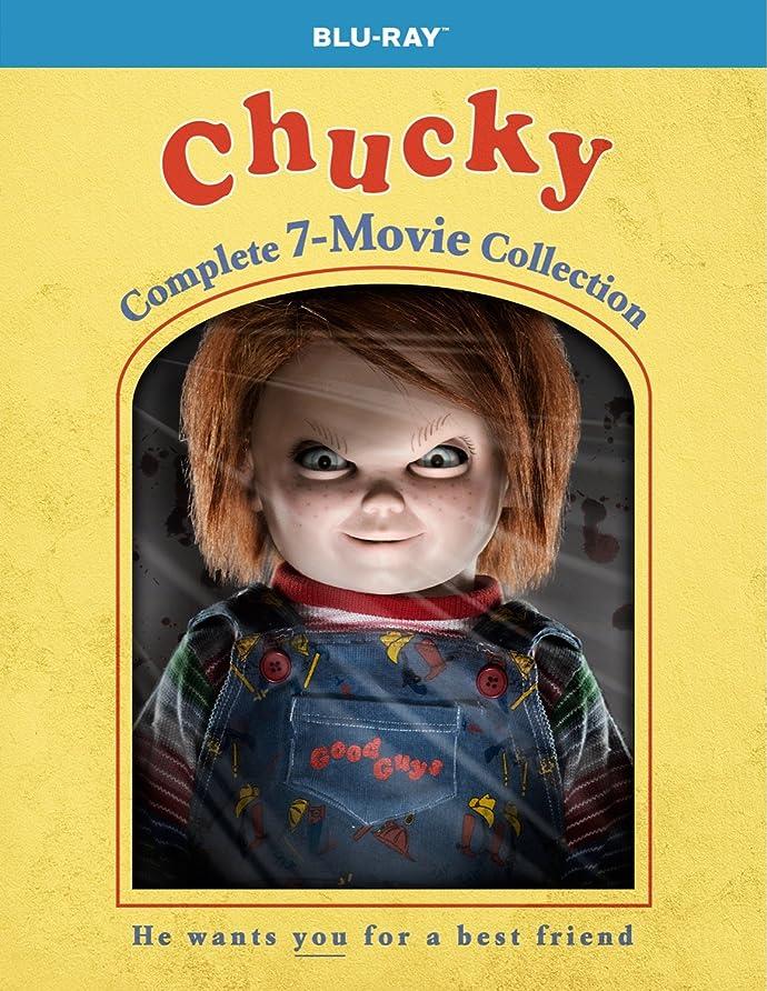 金盒特价 Chucky 鬼娃系列 蓝光碟 1~7集盒装 4.3折史低$19.99 海淘转运到手约¥168