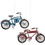 C&F Home Vintage Bike Christmas Xmas Ornament A/2 Multi
