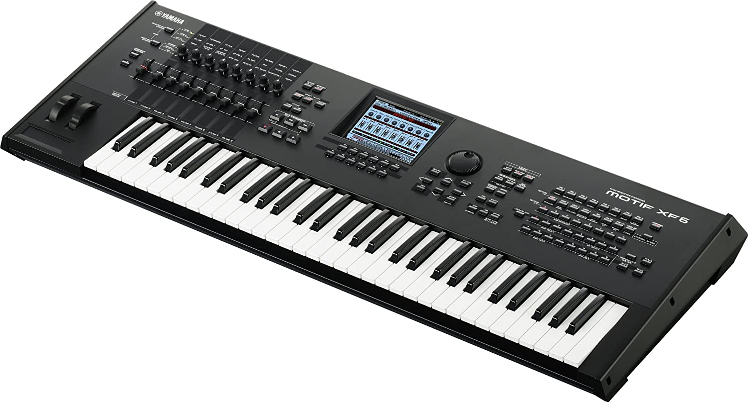 Pictures of FOR SALE : Yamaha Motif keyboard XS7 76-Key ,Yamaha ...