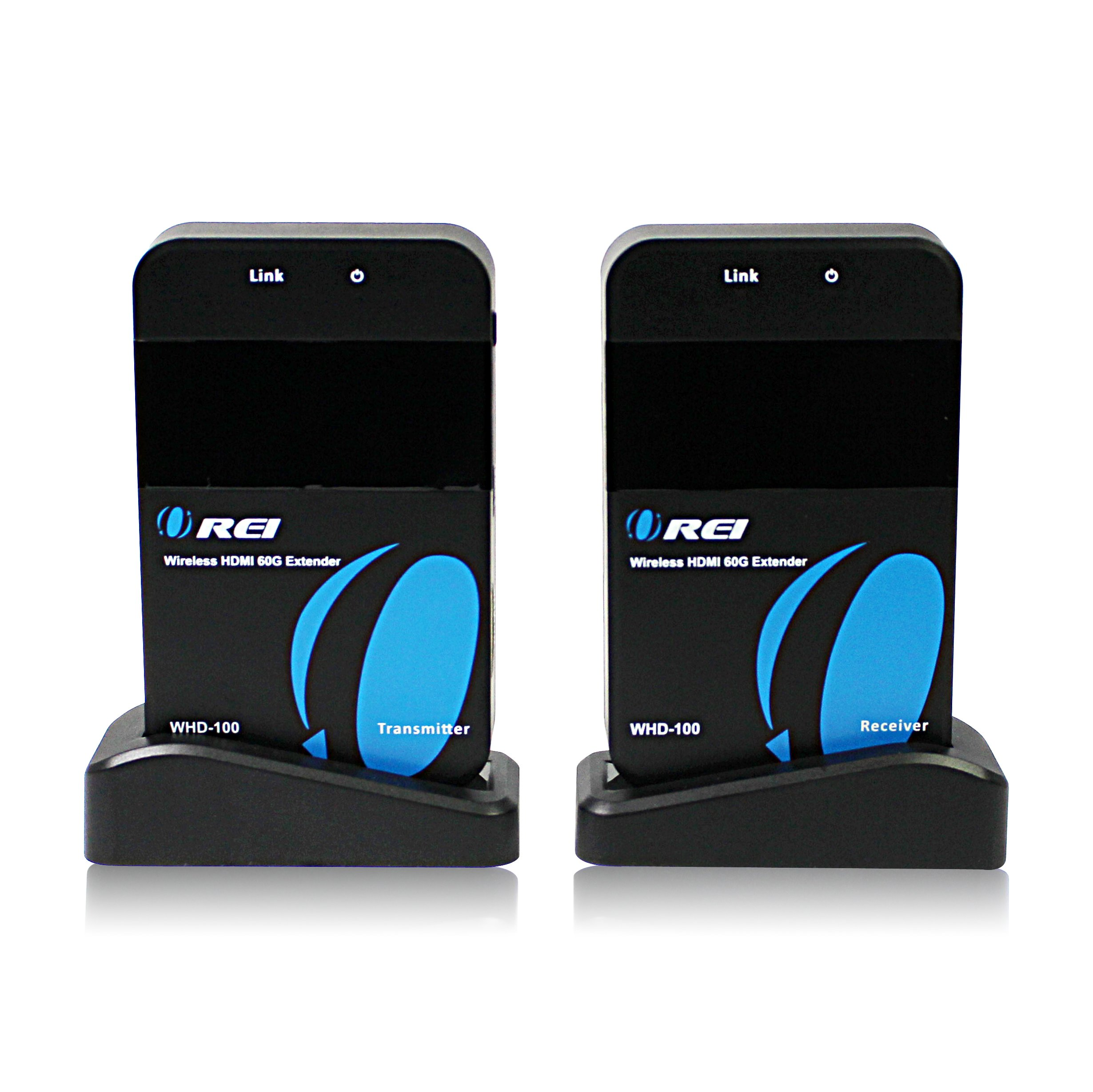 OREI Wireless HDMI Transmitter Extender - Upto 30 Meters - In a Single Room (WHD-100)