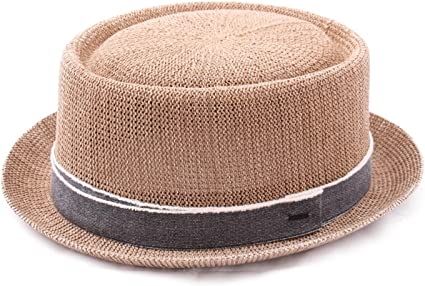 Bailey of Hollywood Runkle Pork Pie Hat Packable