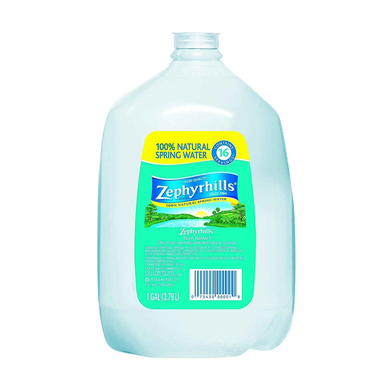 Zephyrhills Spring Water, 1 gallon