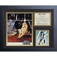 Legends Never Die Collage de fotografías de Star Wars, 11 x 14 (28 x 35.5 cm)