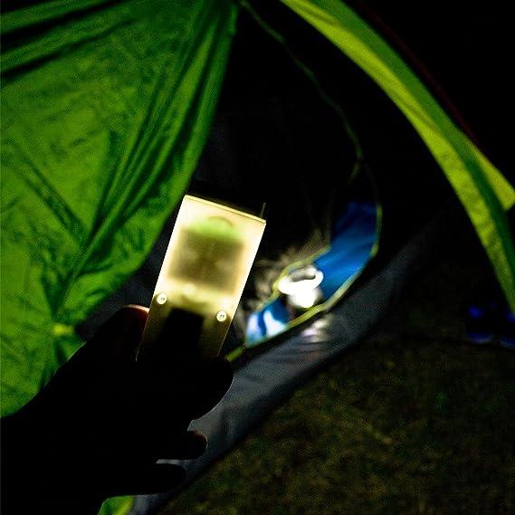 SoBuy Linterna de LED multifunción y con sensor, Lámpara de Led, Lámpara nocturna de LED, ELL15: Amazon.es: Hogar