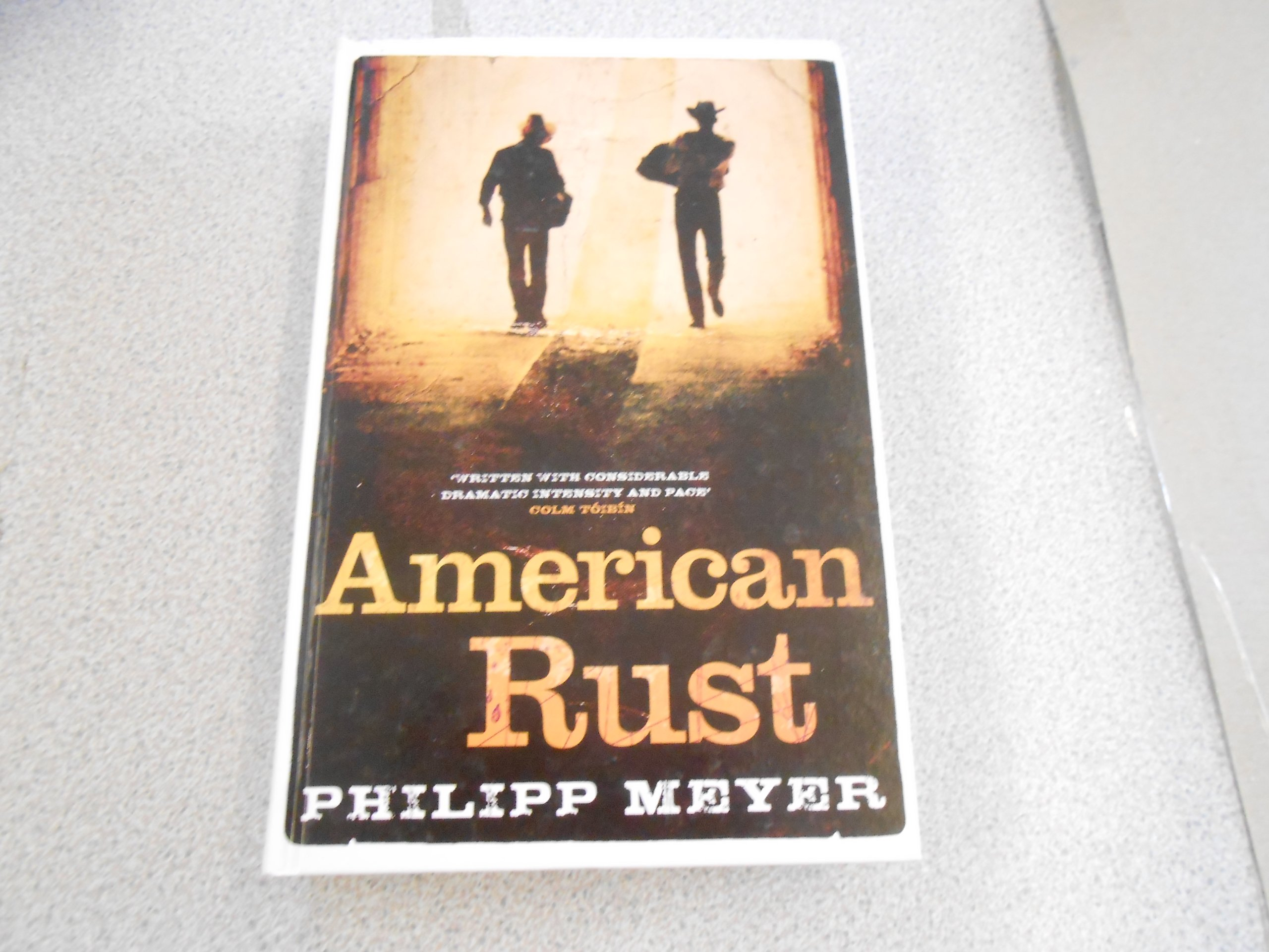Download American Rust (Charnwood) PDF