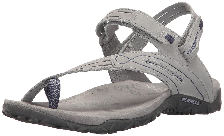 Merrell Women's Terran Convertible II Sandal B01HGW766U 7 B(M) US|Sleet