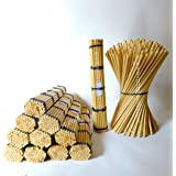 Deluxe Filipino Syatong Chato Game - 2 Rattan Stick Sets: 2pc - Long, 2pc Short larong, Pinoy