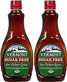 Maple Grove Farms Vermont Sugar Free Syrup - 12 oz - 2 pk