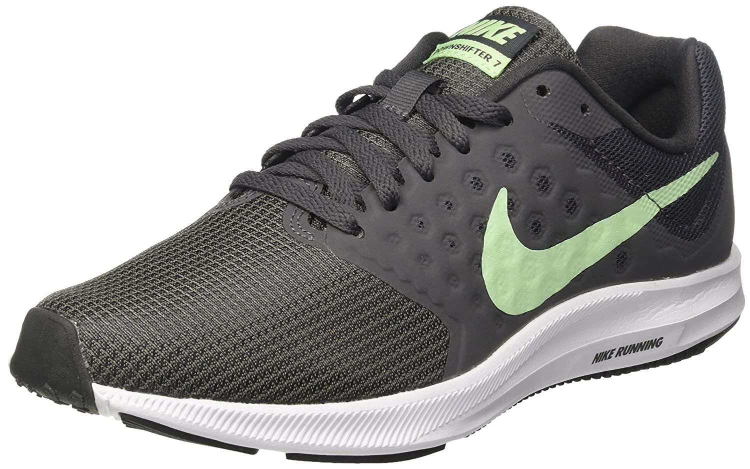 Anthracite Fresh Mint Dark Grey White Nike Womens Downshifter 7 Running shoes