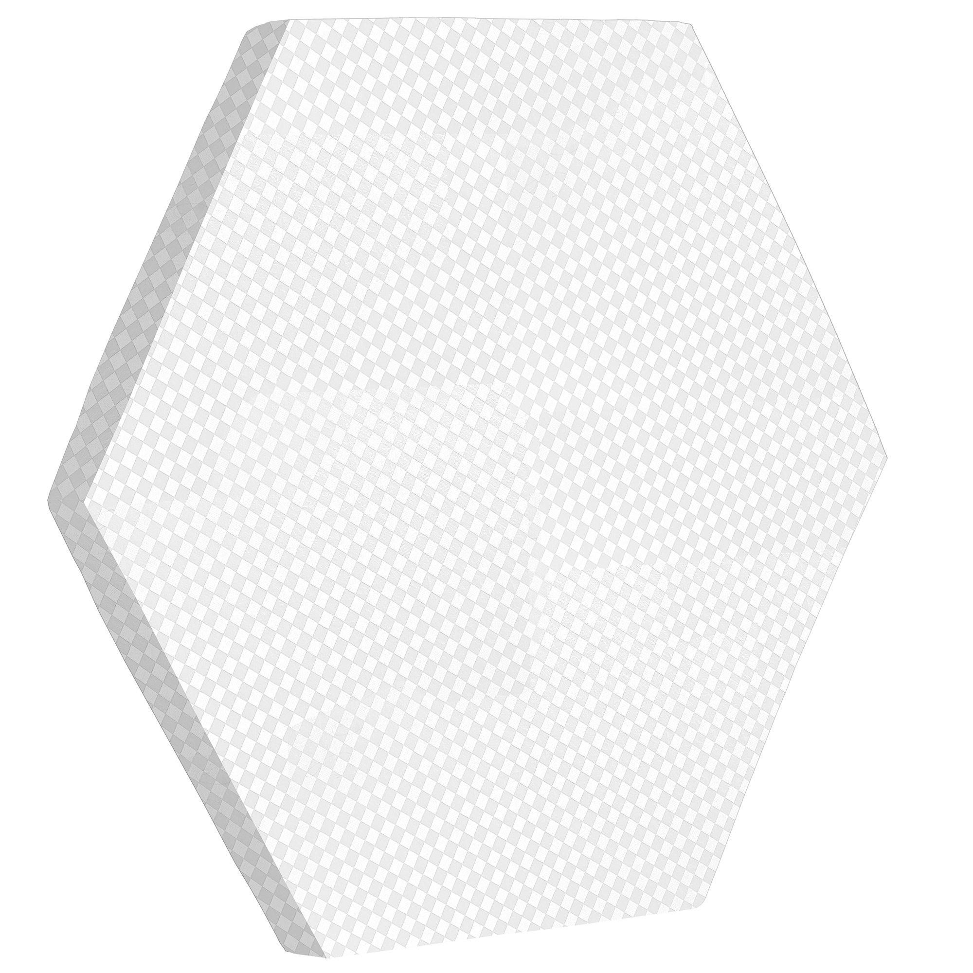 Dream on Me Hexagon firm mattress pad by Dream On Me (Image #2)