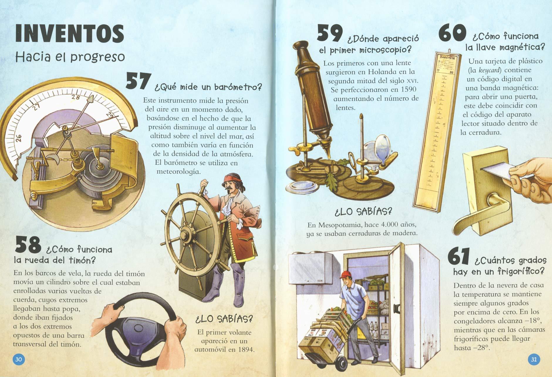 Inventos y descubrimientos 101 cosas que deberías saber sobre ...