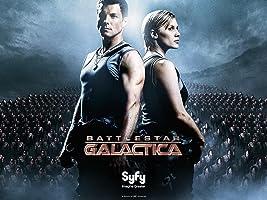 Battlestar Galactica - Season 1 [OV]
