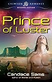 Prince of Luster (Crimson Romance Series)