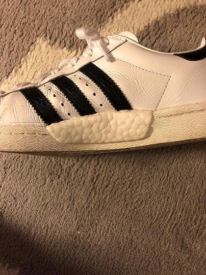 adidas Originals Men's Superstar Sneaker 100% FAKE