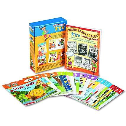 amazon com scholastic 054506774x word family tales teaching guide rh amazon com Og Word Family Tales Word Family Order