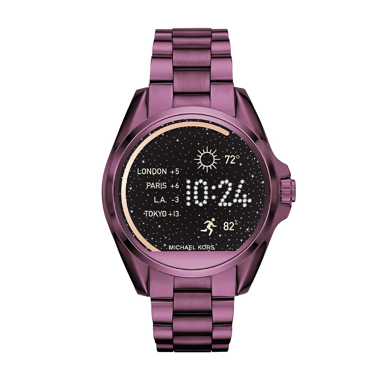 Michael Kors Reloj Analogico para Mujer de Digital con Correa en Acero Inoxidable MKT5017