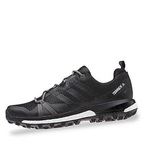 7ba722ecffa385 adidas Performance Terrex Skychaser GTX LT Trail Laufschuh Damen  anthrazit schwarz