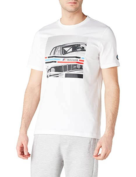 b73fcd430f5 Puma BMW MMS Graphic Tee  Amazon.in  Clothing   Accessories
