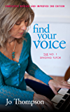 Find Your Voice – The No.1 Singing Tutor (English Edition)