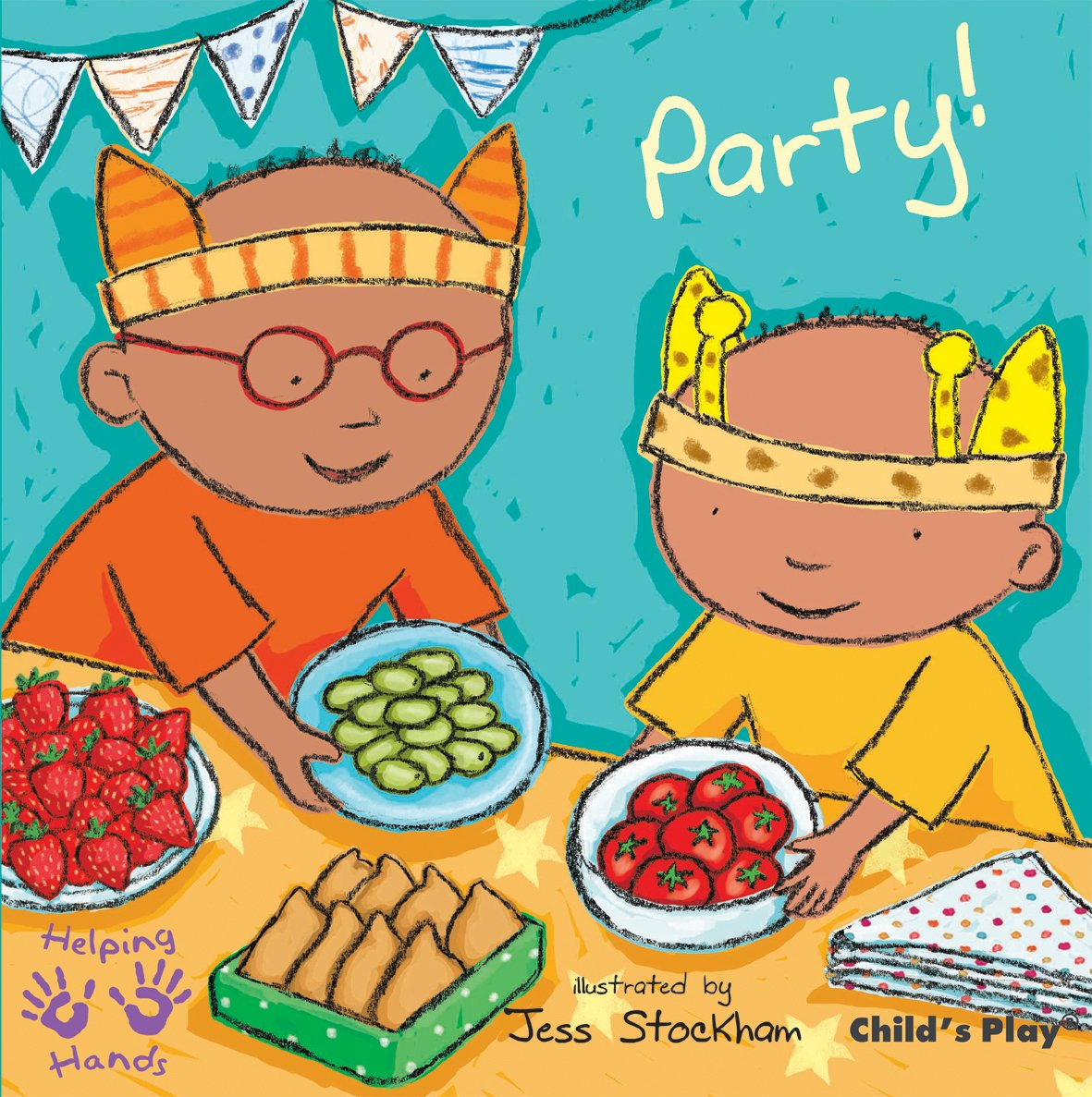 Party! (Helping Hands series) PDF