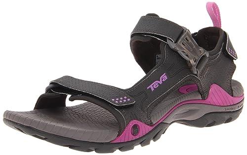 Teva Toachi 2 W`s, Zapatillas de Atletismo para Mujer, Negro, 36 EU: Amazon.es: Zapatos y complementos