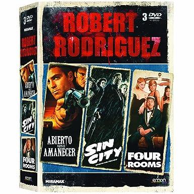 Pack Robert Rodriguez [DVD]: Amazon.es: George Clooney, Bruce ...
