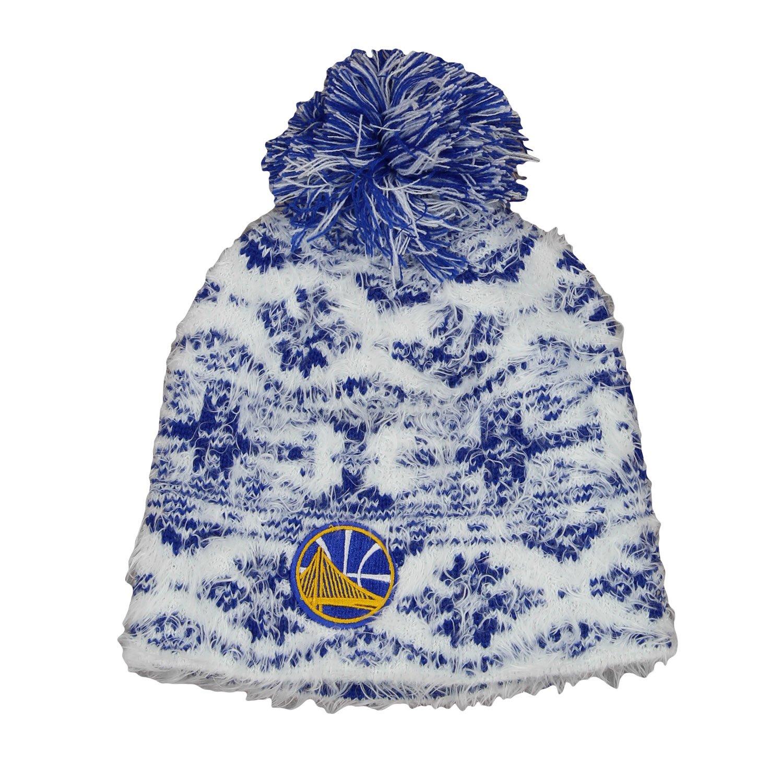 Amazon.com   NBA Women s Golden State Warriors Cuffless Fashion Knit ... 9f0acbfd245e