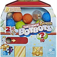 Transformers Toys BotBots Series 4 Surprise Unboxing: Gumball Machine - 5 Figures, 4 Stickers, 1 Rare Gold Figure - For…
