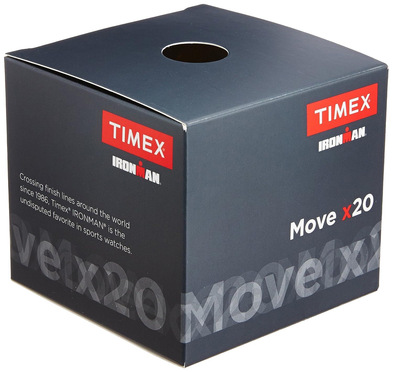 Timex Ironman Digital Black Dial Sports Activity Tracker - TW5K85800F6