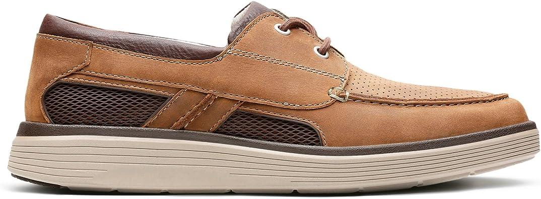 Clarks Step Maro Sol, Zapatillas para Hombre: Amazon.es