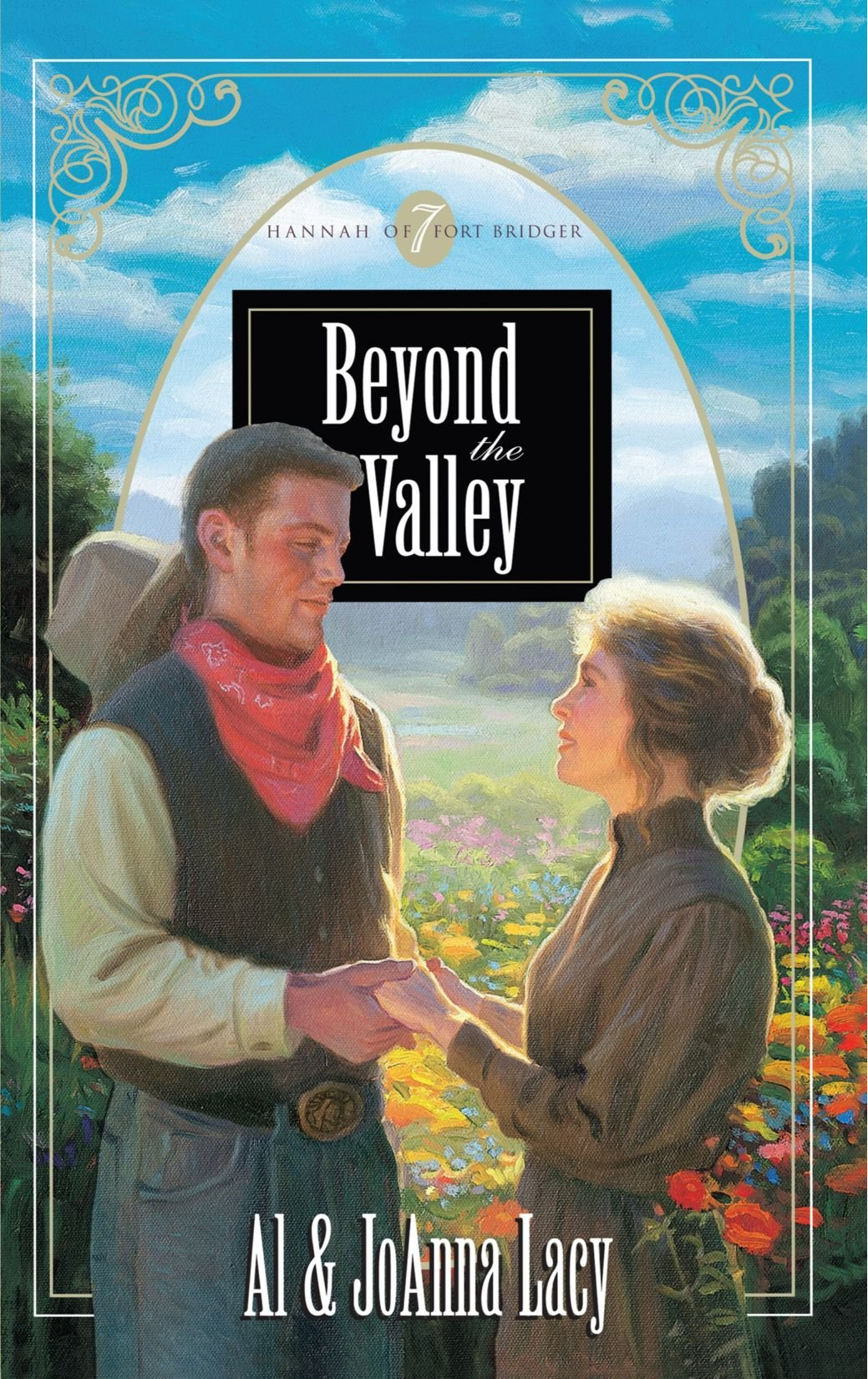 Read Online Beyond the Valley (Hannah of Fort Bridger Series #7) PDF