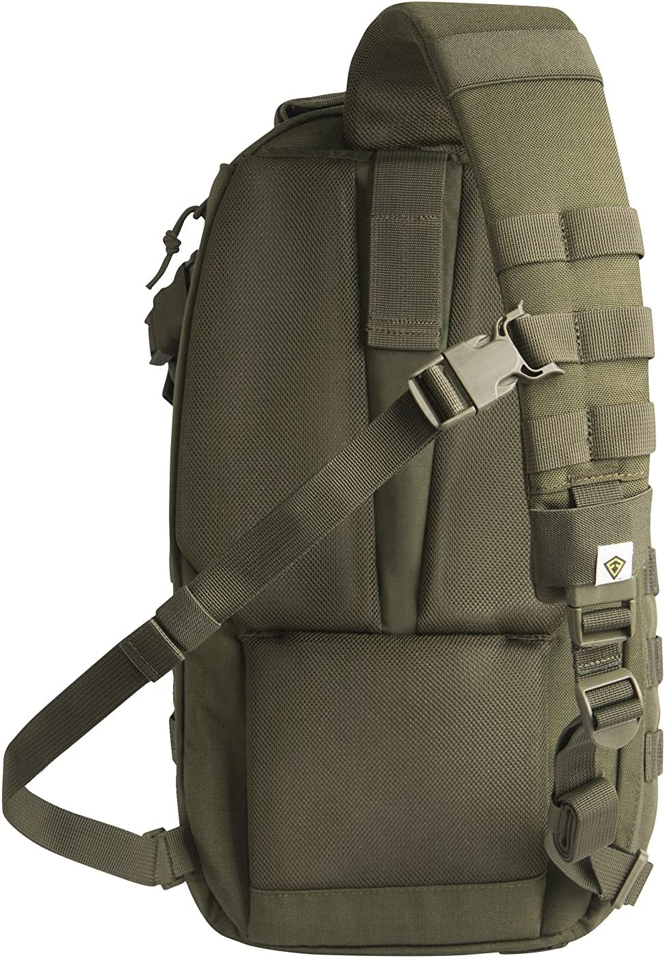 First Tactical Crosshatch Sling Mochila OD Green: Amazon.es: Deportes y aire libre