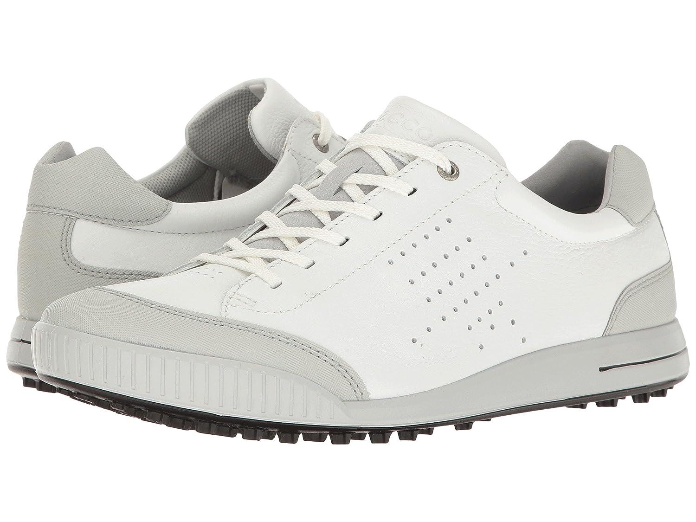 [エコー] ゴルフ Golf メンズ Street Retro HydroMax スニーカー White/Concrete 40 (US Mens 6-6.5)(24.0-24.5cm) - D - Medium [並行輸入品]  B06X3YPSKR