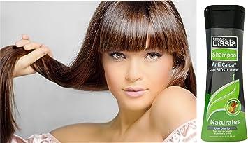 Lissia Shampoo Biosil HMW Comida Para El Cabello 14.5 oz
