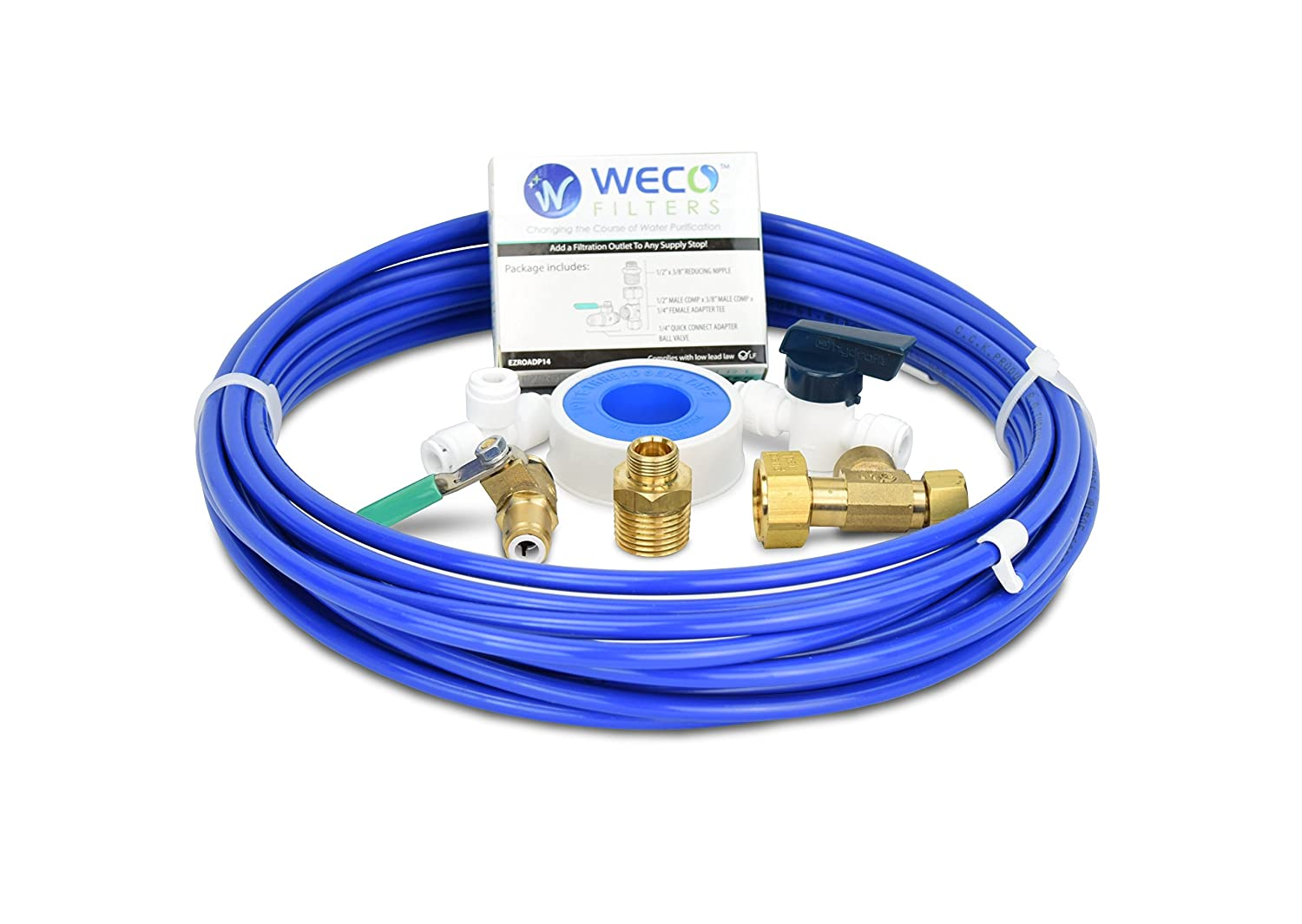WECO Universal Ice Maker/Humidifier Installation Kit