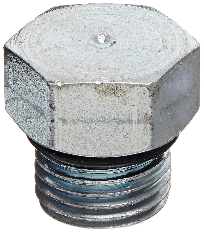 Pack of 25 Hex Head Plug Eaton Weatherhead 7237X6 Carbon Steel Straight Thread O-Ring Adapter Eaton Products 3//8 O-Ring Boss Male 3//8 O-Ring Boss Male Pack of 25