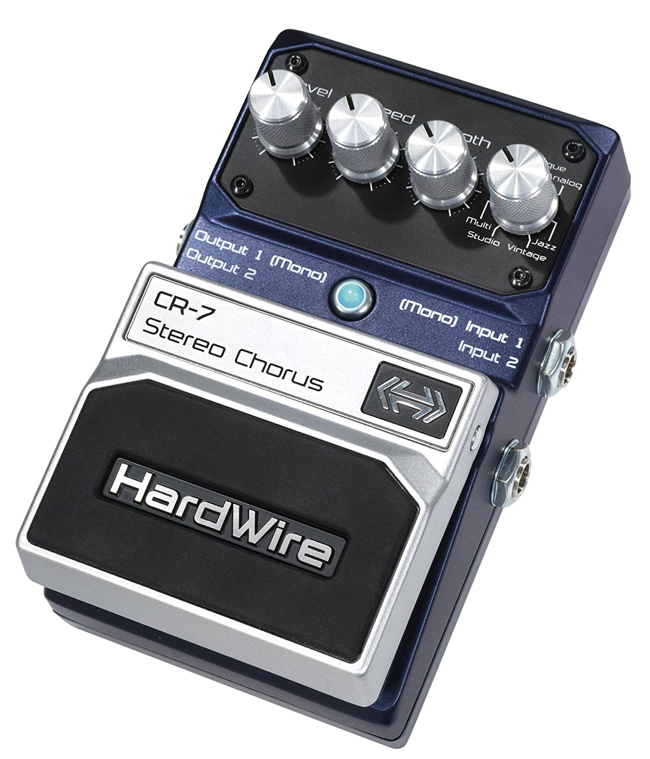 digitech cr 7 hardwire stereo chorus extreme
