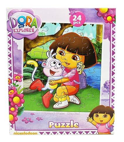 Amazon com: Dora the Explorer Boots and Dora Hugging Kids