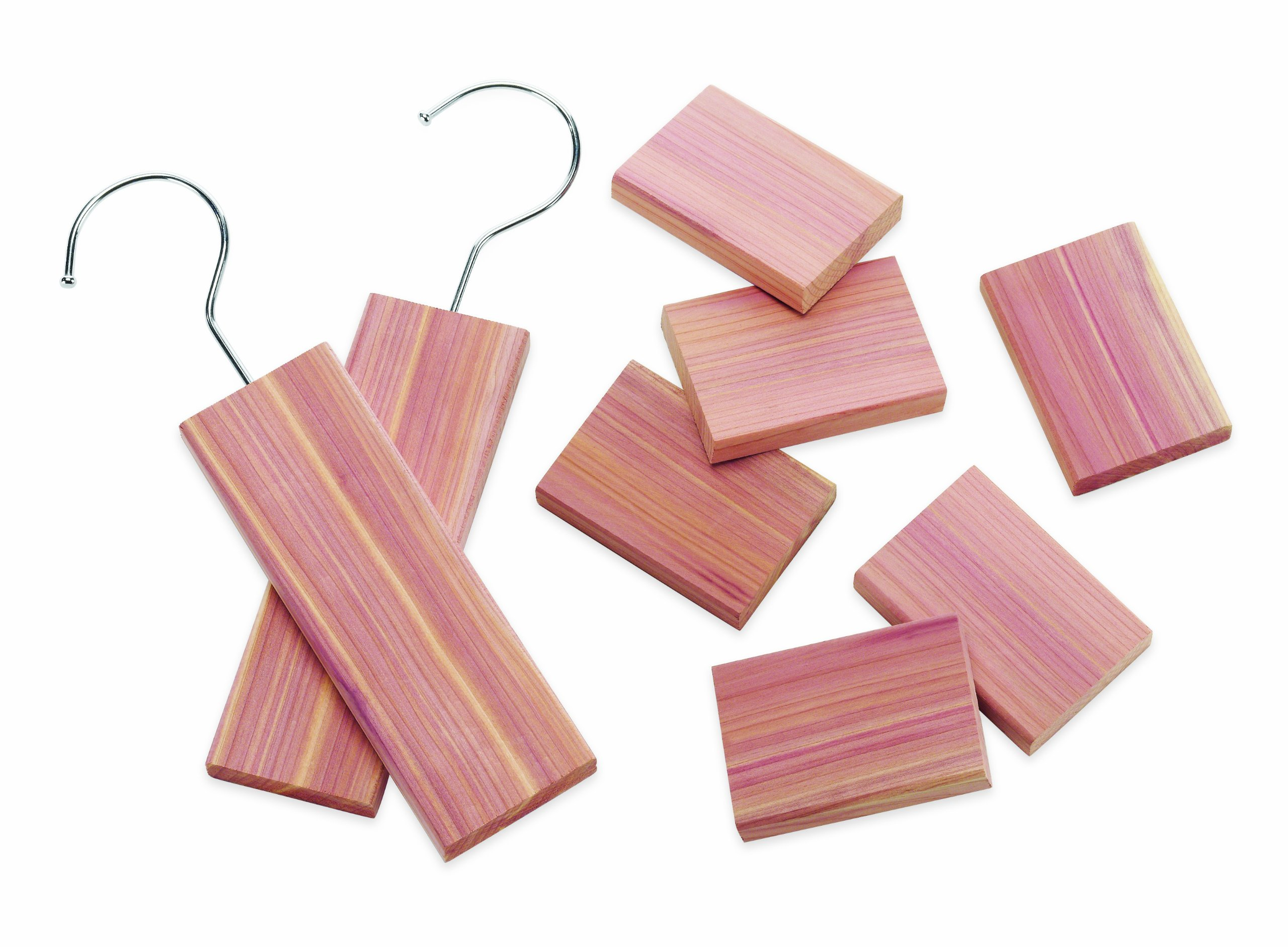 Whitmor 6-Cedar Block & 2 Cedar Hang Ups